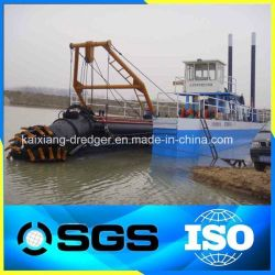 Hot Selling Sand Cutter Suction Dredging Machine