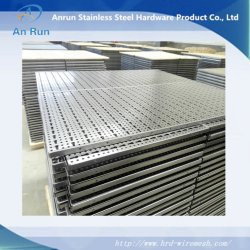 Stainless Steel Architectural Perforated Metal for Building Decoration