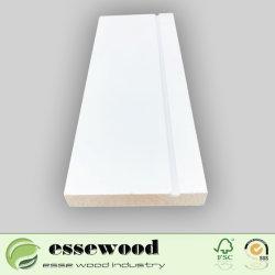 Wooden Door And Window Frame Cashing Design For Indoor Use