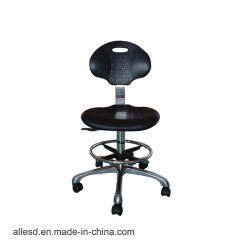 PU Foam Molding ESD Black Industrial Chair