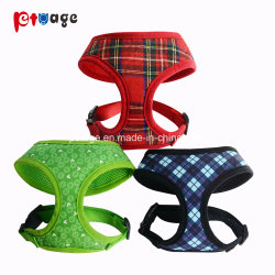 New Printed Fabric Dog Harness Printed Pet Clothes Pet Product
