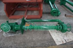 Vertical 3kw Motor Submersible Mud Pump in Solids Control System