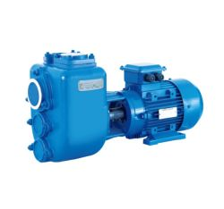 Electric Sewage Self Priming Slurry Trash Water Pump for Industrial