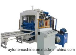 Qt10-15D Automatic Concrete Hollow Block Making Machine Brick Forming Machinery