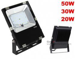 Factory Replace 300W 175W 250W Metal Halide Halogen Lamp Wateproof Outdoor 50W LED Spotlight