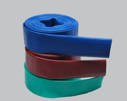High Pressure PVC Layflat Slurry Hose for Mining and Industry