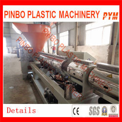 Plastic Recycling Machine Water Ring Cutting