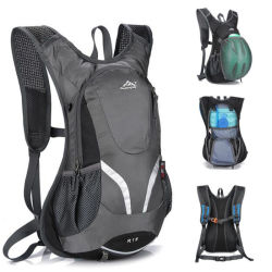 Outdoor Water Bag Hydration Backpack Camping Hiking Sports Bag Riding Reflective Cycling Water Bladder Container Pack Waterproof