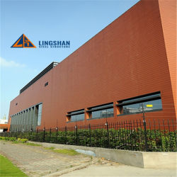 Prefabricated Steel Structural Shopping Mall / Sport Hall / Exhibition Hall