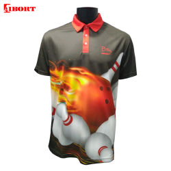 Aibort Unisex Quick Dry Polyester Sport Golf Polo Shirt for Team