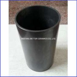 Reaction Bonded SiC Silicone Carbide Cylinder Liner Grinding Barrel