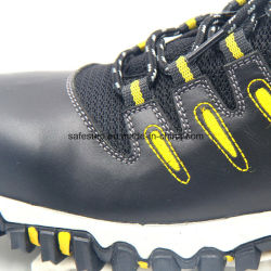 Sport Style Genuine Leather Safety Footwear S1p