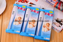 Household Head Beeper Flexible Forehead LCD Baby Digital Thermometer