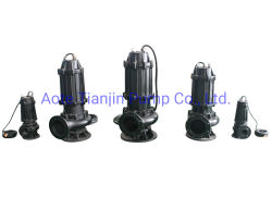 Submersible Waste Water Sewage Pump Single Stage Slurry Pump