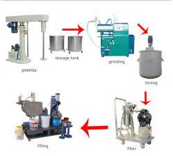 Anticorrosive Paint/Coating Production Plant in China