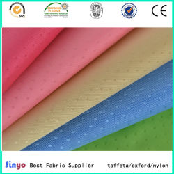 Jacquard Star Design PVC Coated Dobby Fabric for Outdoor Sport Bags