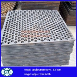 Round Shape Perforated Metal for Filtering