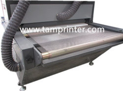 TM-AG900 Automatic Coating Machine Glitter Powder Machine