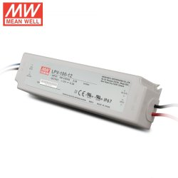 Meanwell 12V 100W IP67 Waterproof LED Power Supply with Agent Price