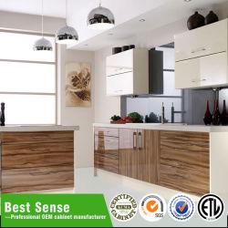 Wholesale Kitchen Cabinet/PVC Kitchen Cabinet/Wholesale PVC MDF Kitchen Cabinets