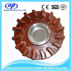 Hastelloy C Slurry Pump Impeller