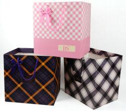 Custom Luxurious Suit Packaging Paper Bags (PA-026)