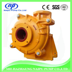 8/6e-Ah Sand and Gravel Handling Slurry Pump
