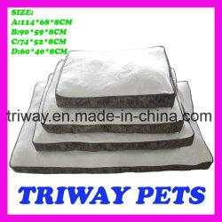 Soft Comfort Velvet Pet Cushion (WY161077-1A/C)