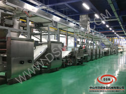Automatic Food Cookie Soft Hard Biscuit Machine Line