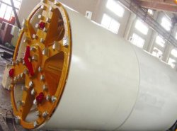 Npd1800 Slurry Balance Microtunnel Boring Machine Pipe Jacking