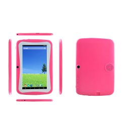 7 Inch 512MB 8GB WiFi Kids Tablet PC with Android 4.4 / 6.0 A33 MID