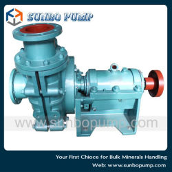 China Factory High Pressure Centrifugal Slurry Pump Zj Series