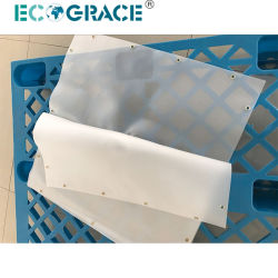 Micron Rating Liquid Solid Separation Cloth Filter for Filter Press
