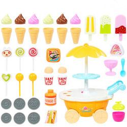 DIY Pretend Play Ice Cream Toy Car