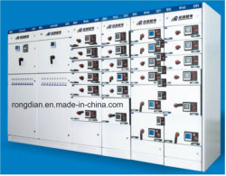Mns Model Low Voltage Withdrawable Switchgear Cabinet