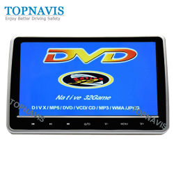 10.1 Inch Car Portable Headrest DVD LCD Monitor in Touch Panel