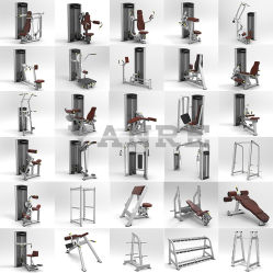 Seated Row Commercial Gym Equipment / Fitness Equipment / Wholesale Sports Equipment