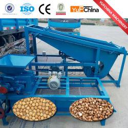 1800kg/H Almond, Hazelnut, Palm Kernel Shelling and Separation Equipment