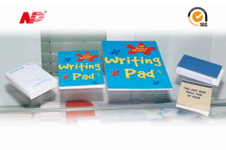 Np-060 Competitive Price Pure Wood Pulp Office Notebook