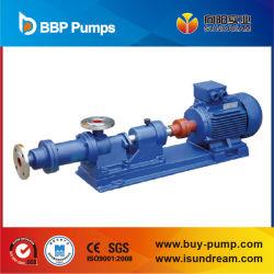 Series High Viscosity Mono Screw Slurry Transfer Pump