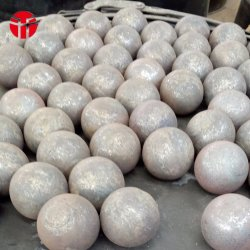 Zhangqiu Factory Supply 60mm Low Price Forged Metal Balls for Ball Mills