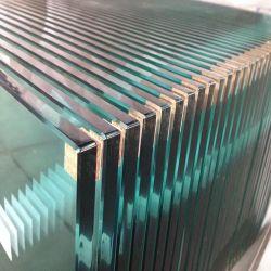 8mm 10mm Clear Silk Screen Tempered Glass Basketball Stands Glass for Sport Equipment Glass