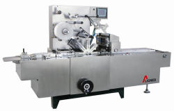 Automatical Cellophane Overwrapping Machine Model Dts-250A