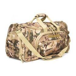 ccc8a42e23 Travel Sports Bag Duffle Bag for Women and Men Lightweight Gym Bag with Shoes  Compartment