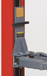 Two Post Gantry Car Lift by Elcetric Control Unlocking