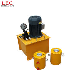 500 Ton Double Acting Hydraulic Jack with Competitive Price