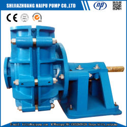 12/10 St-Ah Centrifugal Submersible & Horizontal Slurry Pump Design