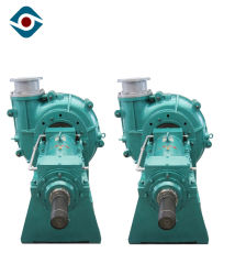 Quality Verified High Alloy Cast Iron Centrifugal Slurry Pump Heavy Duty Slurry Pump