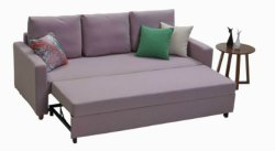 Wholesale High Quality Inexpensive Fabric Pull out Sofa Cum Bed