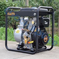 High Efficiency Diesel Pump Water Pump with Diesel Engine 186fa (10HP)